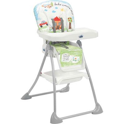 Chaise haute bébé mini plus dessins Cam