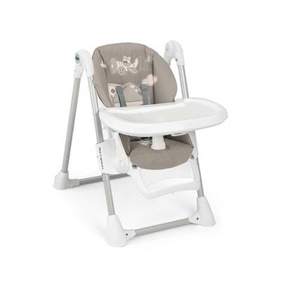 Chaise haute bébé pappananna ferme Cam