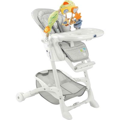 Chaise haute bébé istante lapin Cam