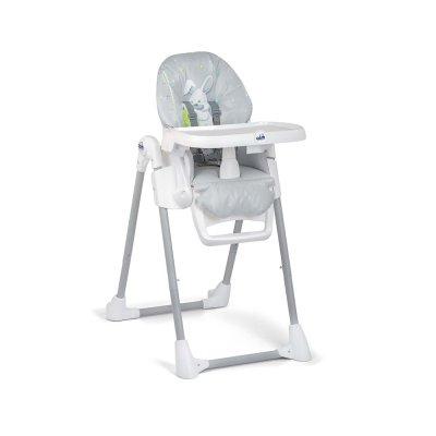 Chaise haute bébé pappananna lapin gris Cam