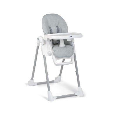 Chaise haute bébé pappananna gris Cam