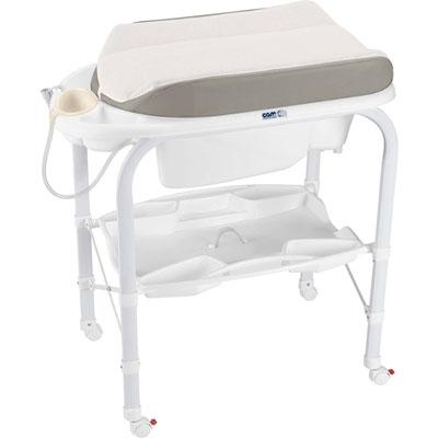 Table à langer avec la baignoire cambio soft ferme Cam