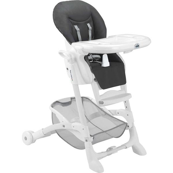 chaise haute b b istante soft gris fonc de cam. Black Bedroom Furniture Sets. Home Design Ideas