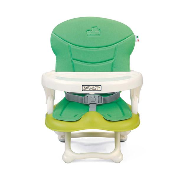 R hausseur de chaise smarty vert de cam for Rehausseur de chaise 4 ans