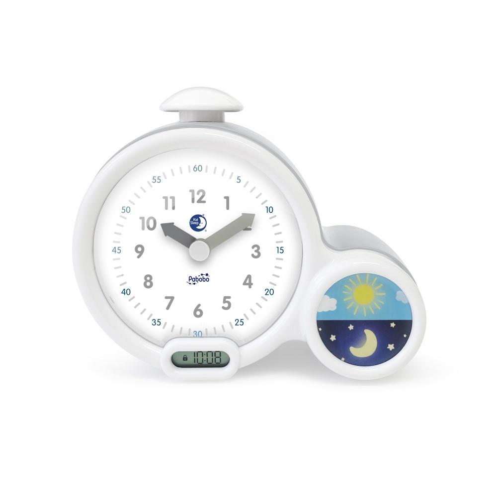 mon premier r veil kid sleep clock gris de kid sleep sur allob b. Black Bedroom Furniture Sets. Home Design Ideas