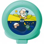 Indicateur de temps portable globetrotteur kid sleep vert