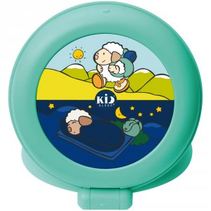 Indicateur de temps portable globetrotteur kid sleep vert