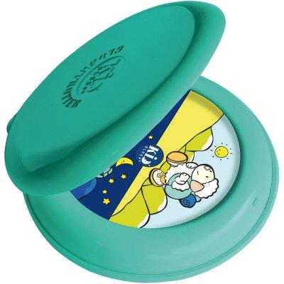 Indicateur de temps portable globetrotteur kid sleep vert Kid sleep