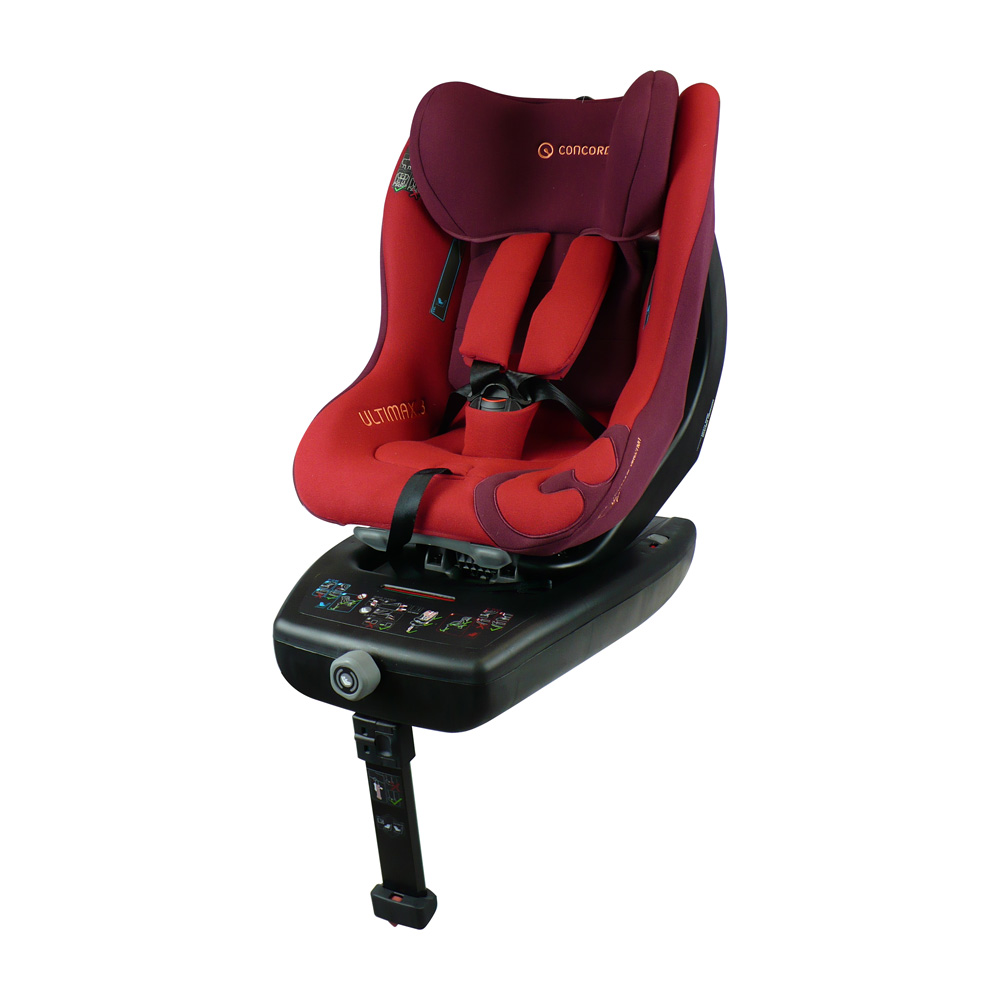 concord si ge auto ultimax 3 isofix red groupe 0 1. Black Bedroom Furniture Sets. Home Design Ideas
