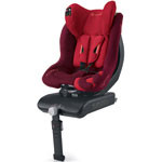 Siège auto ultimax 2 isofix lava red - groupe 0+/1 pas cher