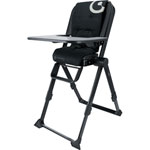 Chaise haute bébé spin phantom black pas cher