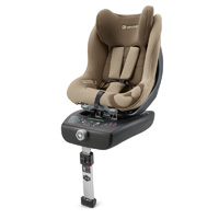 Siège auto ultimax 3 isofix almond beige - groupe 0+/1