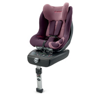 Siège auto ultimax 3 isofix rasberry pink - groupe 0+/1