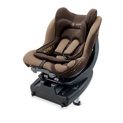 Siège auto ultimax 3 isofix coconut brown - groupe 0+/1 Concord