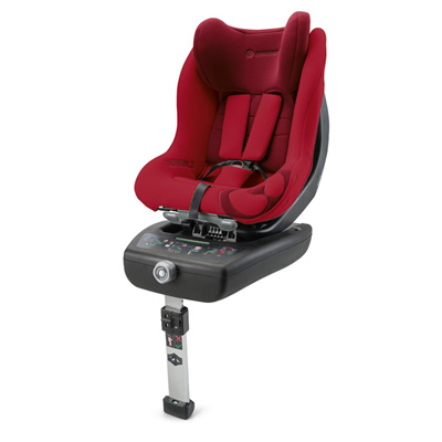 Siège auto ultimax 3 isofix ruby red - groupe 0+/1 Concord