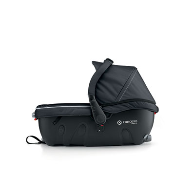 Pack poussette trio neo travel set midnight black Concord