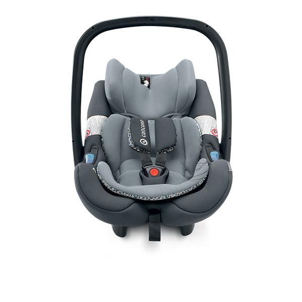 Siège auto coque air safe graphite grey - groupe 0+ Concord