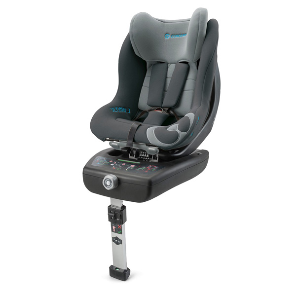 Siège auto ultimax 3 isofix stone grey - groupe 0+/1 Concord