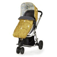 Poussette 3 roues convertible giggle mix pramette hot to it