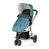 Poussette 3 roues convertible giggle mix pramette fjord