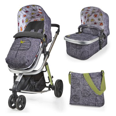 Pack poussette duo giggle 2 Cosatto