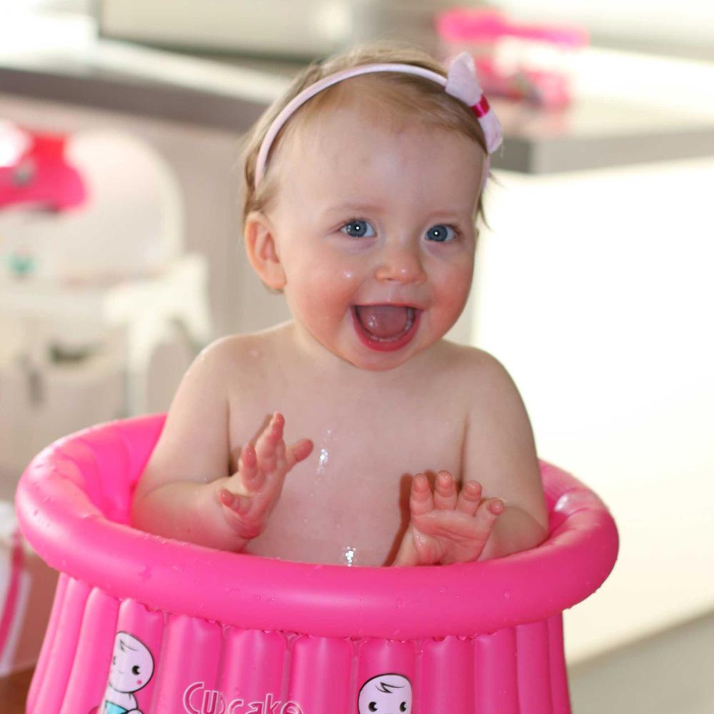 baignoire cupcake de cupcake babies au meilleur prix sur allob b. Black Bedroom Furniture Sets. Home Design Ideas
