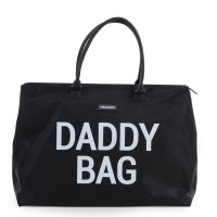 Sac à langer daddy bag large black