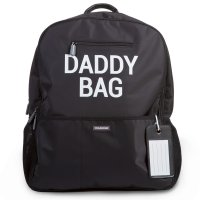 Sac à dos à langer daddy bag black
