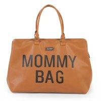 Sac à langer mommy bag brun
