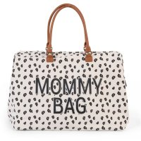 Sac à langer mommy bag leopard