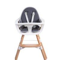 Coussin de chaise haute evolu neoprene gris fonçé