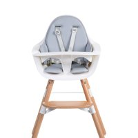 Coussin de chaise haute evolu neoprene gris