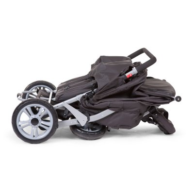 Poussette triple anthracite Childwheels