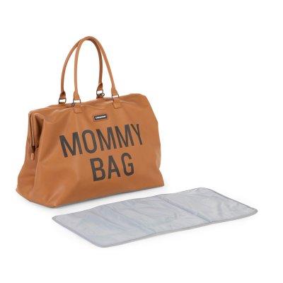 Sac à langer mommy bag brun Childhome