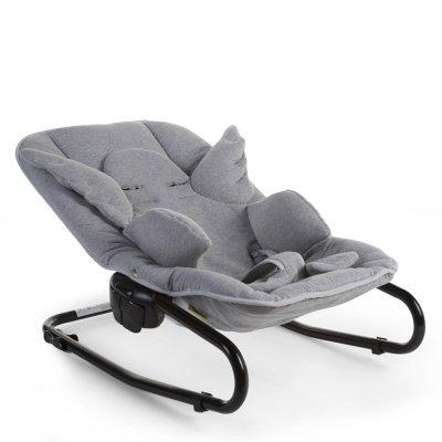 Coussin de chaise haute universel ange gris Childhome