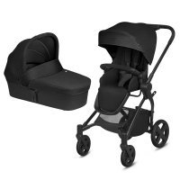 Pack poussette duo kody pure smoky anthracite