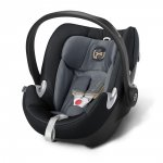 Siège auto aton q i-size graphite black/dark grey- groupe 0+