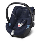 Siège auto aton 5 midnight blue/navy blue - groupe 0+
