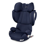 Siège auto solution q3-fix midnight blue/navy blue - groupe 2/3