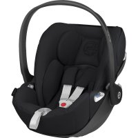 Siège auto cloud z i-size deep black /black - groupe 0+