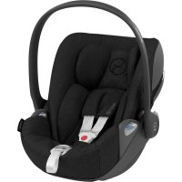 Siège auto cloud z i-size plus deep black - groupe 0+