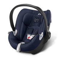 Siège auto aton q midnight blue/navy blue - groupe 0+