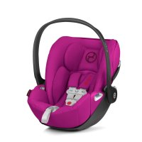 Siège auto cloud z i-size sensorsafe passion pink - groupe 0+