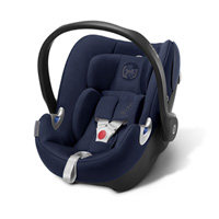 Siège auto aton q i-size midnight blue/navy blue - groupe 0+