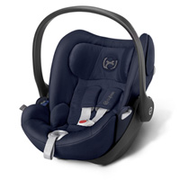 Siège auto cloud q midnight blue/navy blue - groupe 0+