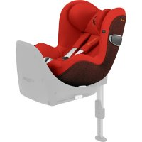 Siège auto sirona z i-size sans base autumn gold/burnt red - groupe 0+/1