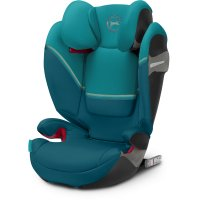 Siège auto solution s-fix river blue /turquoise - groupe 2/3