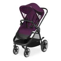 Poussette 4 roues balios m mystic pink/purple