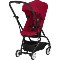 Poussette 4 roues eesy s twist rebel red