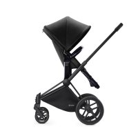 Pack poussette duo priam black 2 en 1 light black